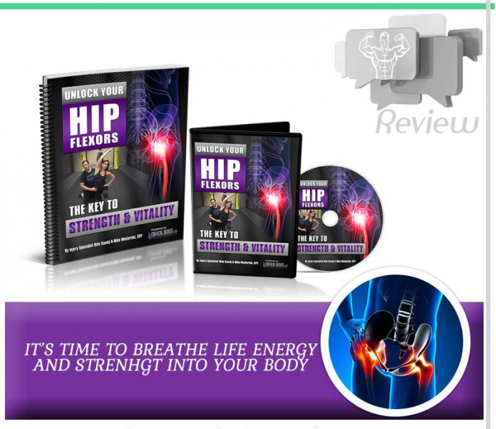 Unlock Your Hips Flexors reviews